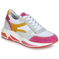 Pantofi Femei Pantofi sport Casual André ROLLO Alb / Roz