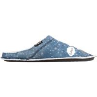 Pantofi Femei Papuci de casă Crocs GRAPHIC SLIPPER 204565-410 blue