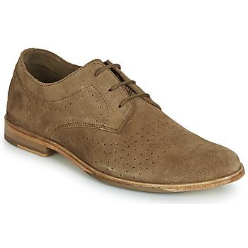 Pantofi Femei Pantofi Derby PLDM by Palladium PAROXYSM Taupe