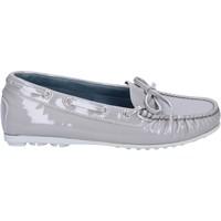 Pantofi Femei Mocasini K852 & Son BT967 Gri