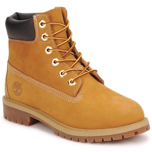 Pantofi Copii Ghete Timberland 6 IN PREMIUM WP BOOT Maro