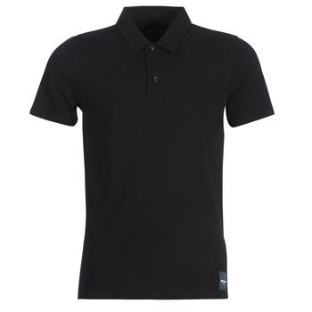 Îmbracaminte Bărbați Tricou Polo mânecă scurtă Marciano S/S POLO Negru