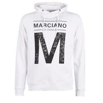 Îmbracaminte Bărbați Hanorace  Marciano M LOGO Alb