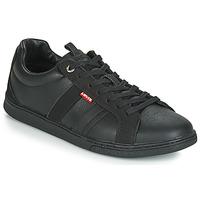 Pantofi Bărbați Pantofi sport Casual Levi's TULARE Negru