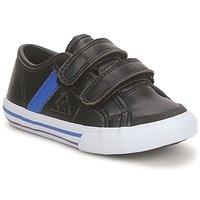 Pantofi Băieți Pantofi sport Casual Le Coq Sportif SAINT MALO Negru / Albastru