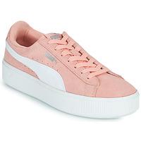Pantofi Femei Pantofi sport Casual Puma VIKKY STACK PEA Roz