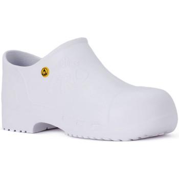 Pantofi Pantofi de protectie Calzuro PRO SAFETY BIANCO Bianco