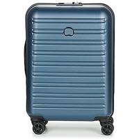 Genti Valize Rigide Delsey SEGUR 2.0 CAB SL 4DR 55CM Albastru