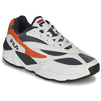 Pantofi Bărbați Pantofi sport Casual Fila V94M R LOW Alb / Portocaliu