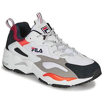 Pantofi Bărbați Pantofi sport Casual Fila RAY TRACER Alb / Albastru