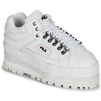 Pantofi Femei Pantofi sport Casual Fila TRAILBLAZER WEDGE WMN Alb