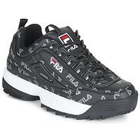 Pantofi Femei Pantofi sport Casual Fila DISRUPTOR LOGO LOW WMN Negru