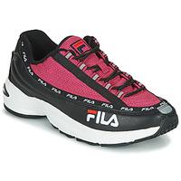Pantofi Femei Pantofi sport Casual Fila DSTR97 Negru / Roz