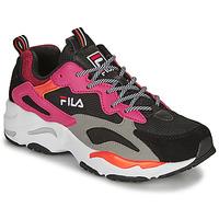 Pantofi Femei Pantofi sport Casual Fila RAY TRACER WMN Negru / Roz