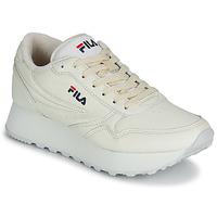 Pantofi Femei Pantofi sport Casual Fila ORBIT ZEPPA L WMN Bej