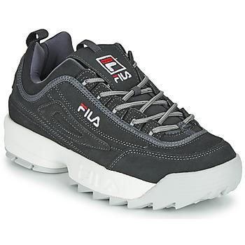 Pantofi Bărbați Pantofi sport Casual Fila DISRUPTOR LOW Gri