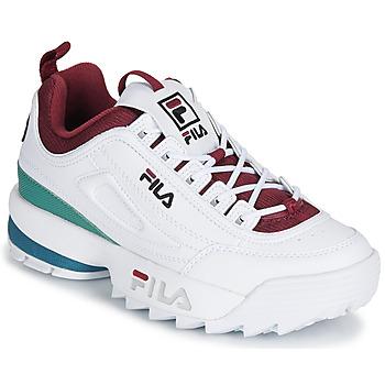 Pantofi Femei Pantofi sport Casual Fila DISRUPTOR  CB LOW WMN Alb