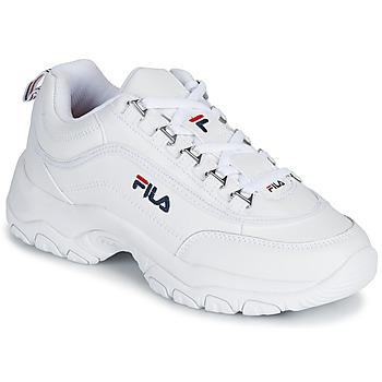 Pantofi Femei Pantofi sport Casual Fila STRADA LOW WMN Alb