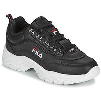 Pantofi Femei Pantofi sport Casual Fila STRADA LOW WMN Negru