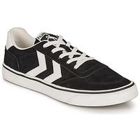 Pantofi Pantofi sport Casual Hummel STADIL 3.0 SUEDE Negru / Alb