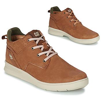 Pantofi Bărbați Pantofi sport stil gheata Caterpillar WARRANT Maro