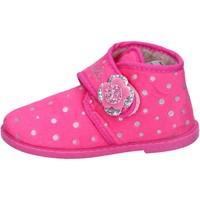 Pantofi Fete Papuci de casă Lulu Papuci BS44 Roz