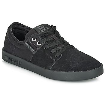 Pantofi Pantofi sport Casual Supra STACKS II Negru