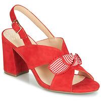 Pantofi Femei Sandale  Bocage PAULIN Roșu