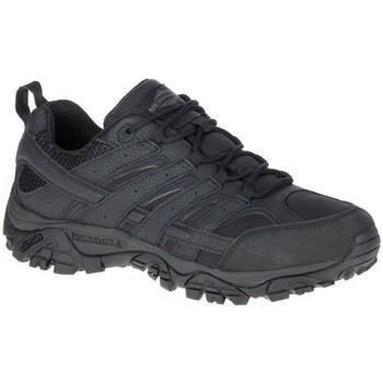 Pantofi Bărbați Drumetie și trekking Merrell Moab 2 Tactical Negre