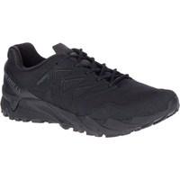 Pantofi Bărbați Drumetie și trekking Merrell Agility Peak Tactical Negre