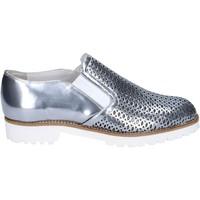 Pantofi Femei Pantofi Slip on Vsl BS63 Argint