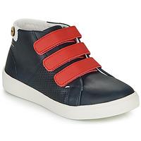 Pantofi Fete Pantofi sport Casual Faguo ASPENLOW LEATHER Albastru