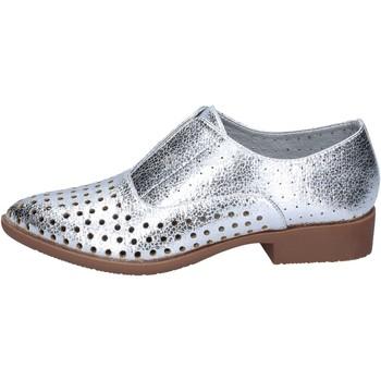 Pantofi Femei Pantofi Oxford  Francescomilano BS73 Argint