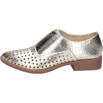 Pantofi Femei Pantofi Oxford  Francescomilano BS74 Argint