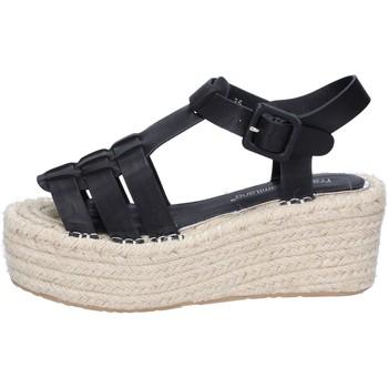 Pantofi Femei Sandale  Francescomilano BS80 Negru