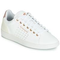 Pantofi Femei Pantofi sport Casual Le Coq Sportif COURTSTAR W BOUTIQUE Alb / Roz