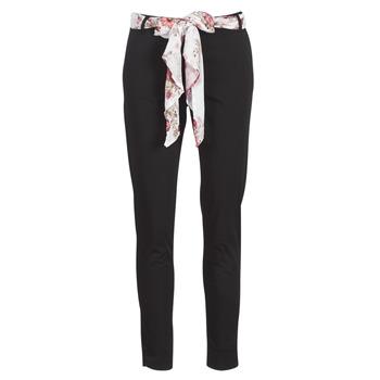 Îmbracaminte Femei Pantalon 5 buzunare Casual Attitude JIYOO Negru