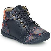 Pantofi Fete Ghete GBB OLSA Albastru