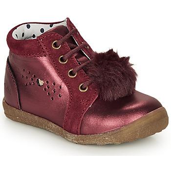 Pantofi Fete Ghete Catimini CALISTA Bordo