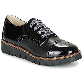 Pantofi Fete Pantofi Derby Catimini COXINELA Negru
