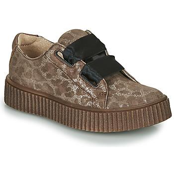 Pantofi Fete Pantofi sport Casual Catimini CAVANILLE Maro