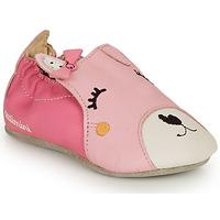 Pantofi Fete Papuci de casă Catimini CAPUCINE Roz