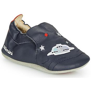 Pantofi Băieți Papuci de casă Catimini CASPARO Albastru