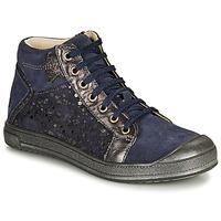 Pantofi Fete Pantofi sport stil gheata GBB ORENGETTE Albastru