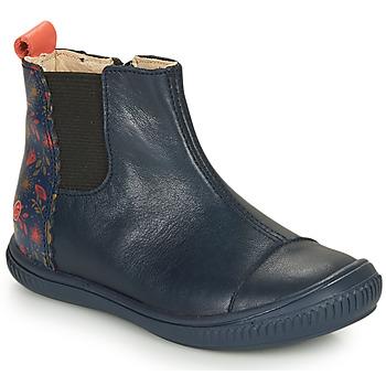 Pantofi Fete Ghete GBB ONAO Albastru