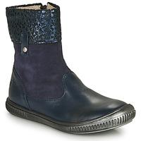 Pantofi Fete Ghete GBB ORANTO Albastru