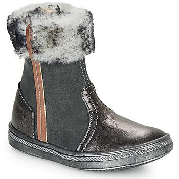 Pantofi Fete Ghete GBB OZOE Gri