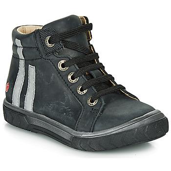 Pantofi Băieți Pantofi sport stil gheata GBB OSKOF Negru