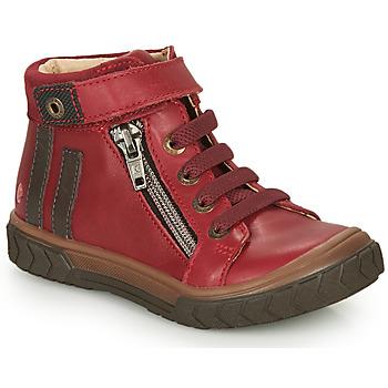 Pantofi Băieți Pantofi sport stil gheata GBB OMAHO Roșu