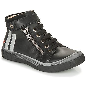 Pantofi Băieți Pantofi sport stil gheata GBB OMAHO Negru